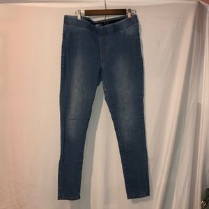 Old Navy Rockstar jeans with elastic waist